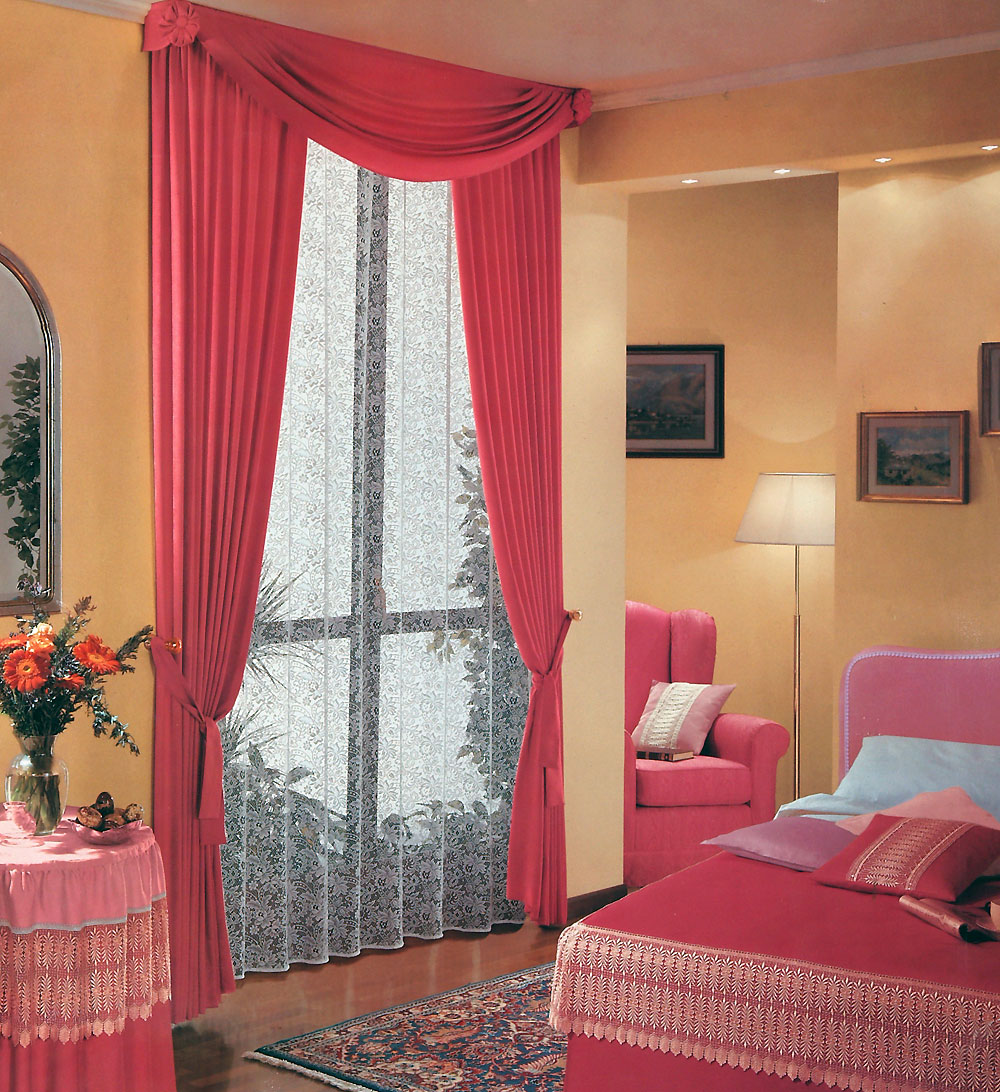 Arredamento Casa Tende : Tende arredamento interni casa. Arredamento ...